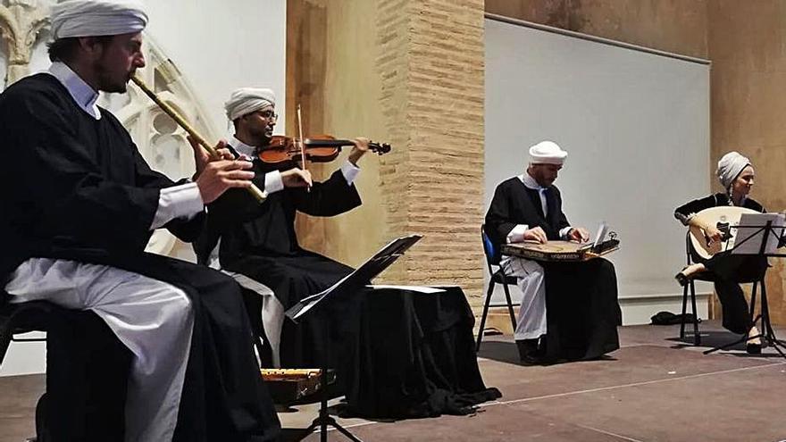Un 'revival' de la Edad Media inundará el Festival de la Valldigna