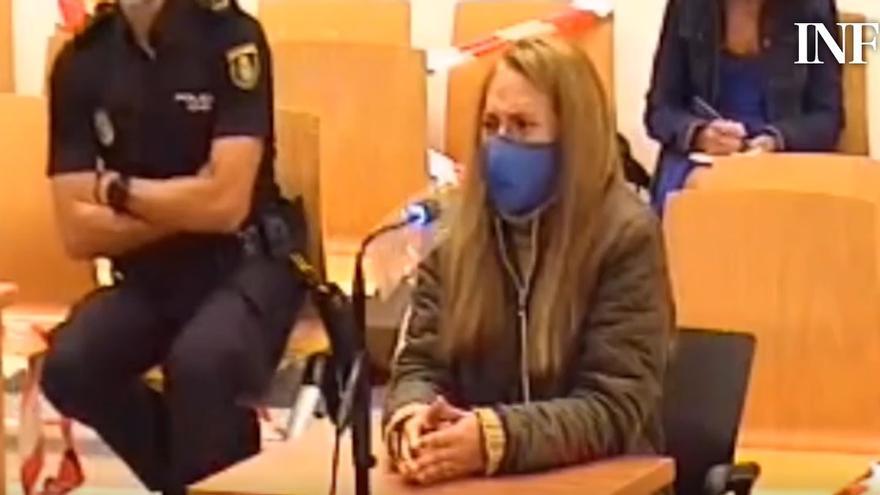"""Juicio a la viuda negra de Alicante: """"Fui arrastrándome cuando escuché los gritos"""""""
