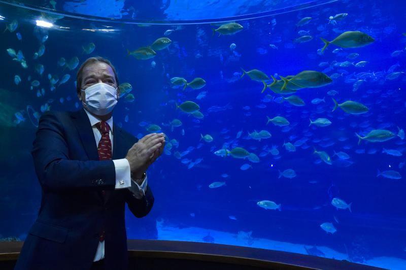 Christoph Kiessling anuncia los detalles para la reapertura del Poema del mar