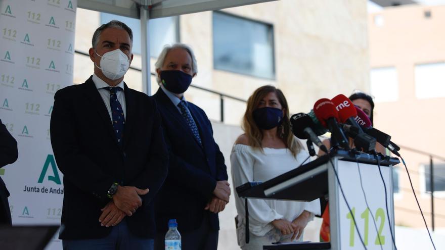 Bendodo confía en que Andalucía llegue a una incidencia de 50 casos en los próximos días