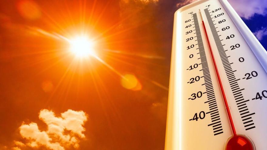 La temperaturas podrán superar los 39ºC en Mallorca