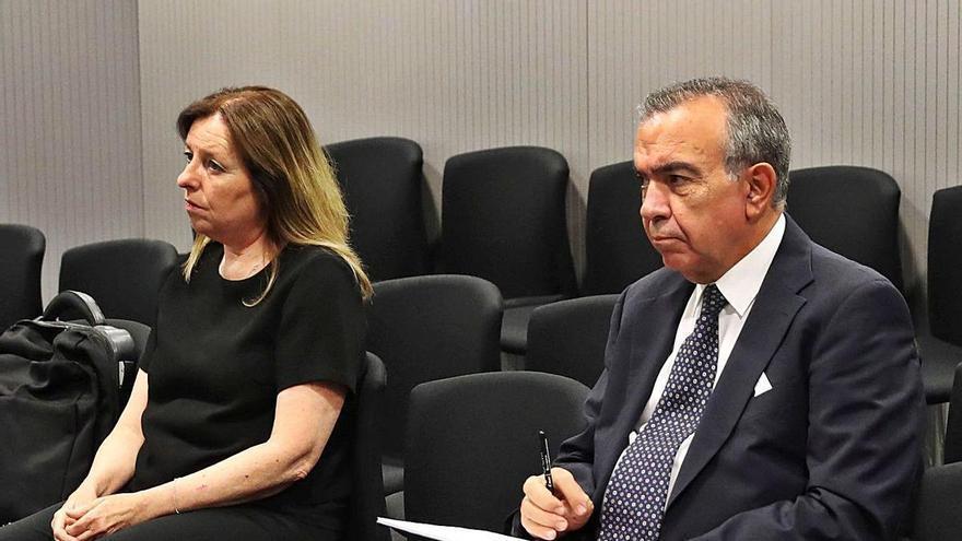 El Banco de España comunica multas de hasta 500.000 euros a exresponsables de la CAM