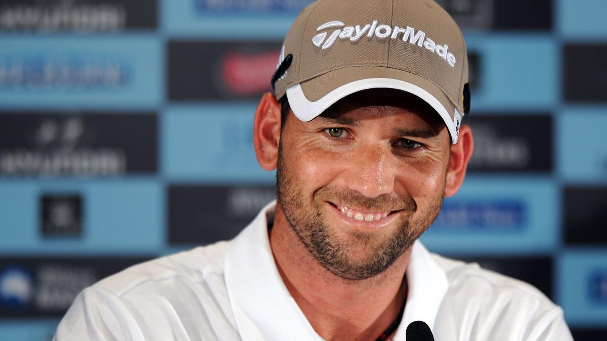Sergio García estará en la Ryder Cup golf de por décima vez.