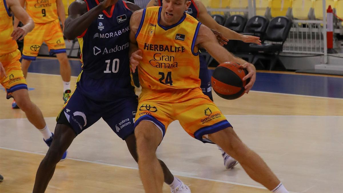 Herbalife Gran Canaria vs Morabanc Andorra