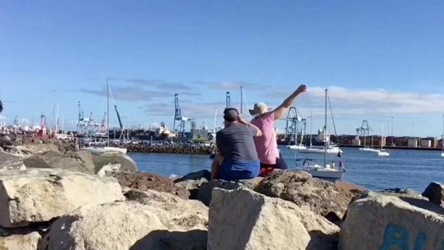 La ARC 2018 parte rumbo a Santa Lucía