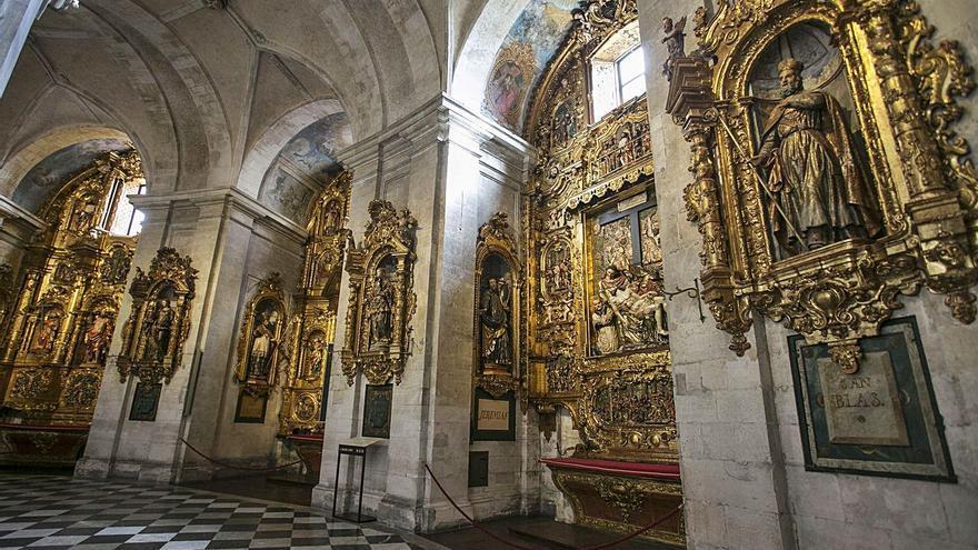 Lluz pa les ayalgues ocultes de la Catedral