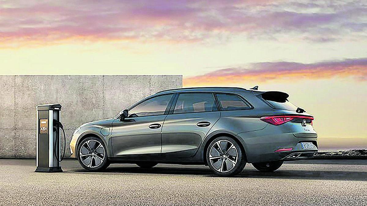 Seat León e-Hybrid 2020: la versión híbrida enchufable llega a Ginés Huertas Cervantes