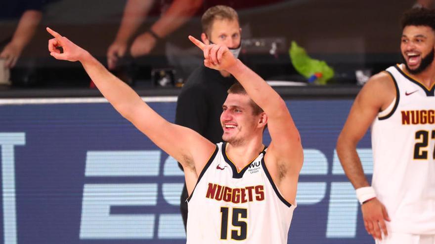 Los Nuggets completan otra gesta y eliminan a los Clippers