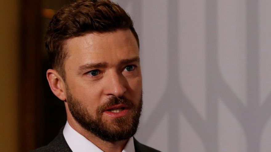 Justin Timberlake promociona un torneo de golf benéfico en Asturias