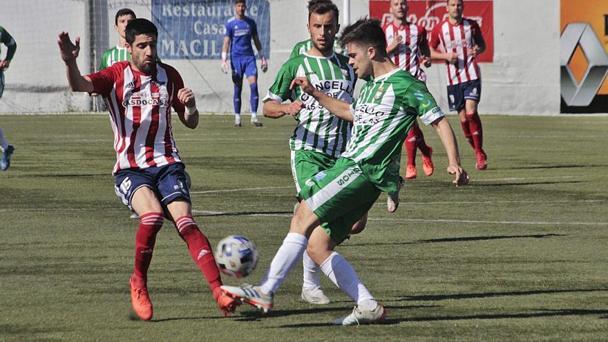 """Otero: """"Ganar al Somozas fue vital"""""""