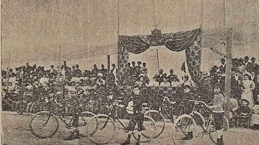 El Camp d'en Serralta presume de su historia