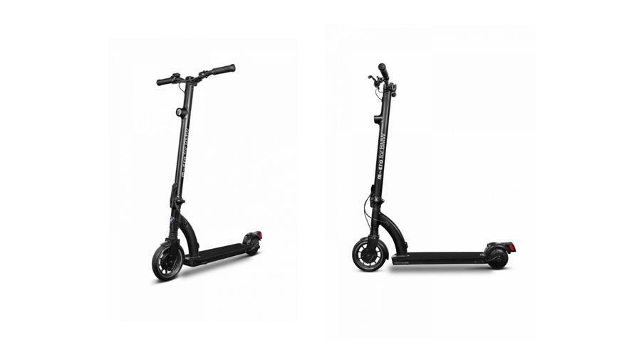 BMW E-Scooter: el nuevo patinete eléctrico de BMW ya tiene precio en España
