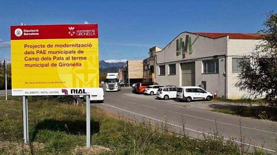 Gironella inverteix 100.000 euros a renovar l'enllumenat dels polígons
