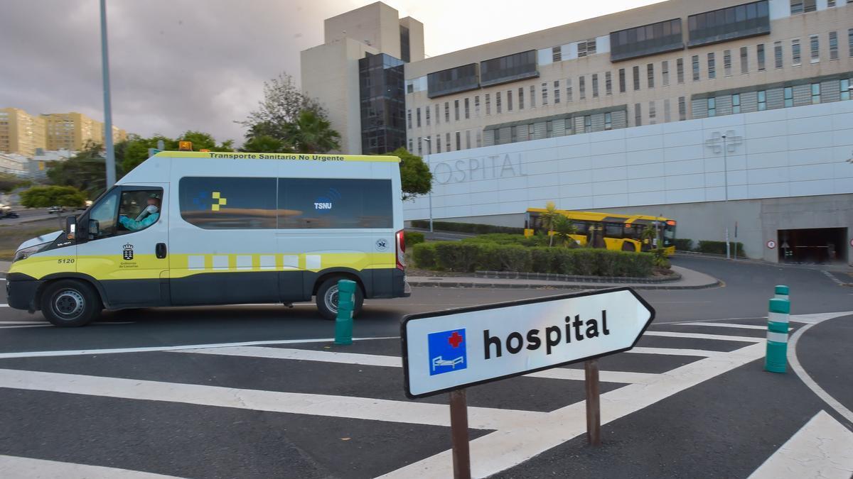 Doctor Negrín Hospital