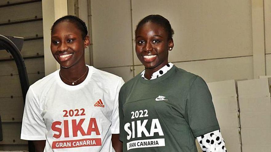 Sika Koné estampa su firma con el SPAR Gran Canaria por una temporada más
