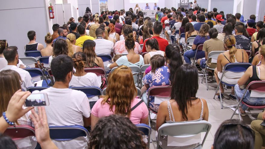 Labora convoca nuevos talleres que permitirán a 650 jóvenes formarse y trabajar durante un año