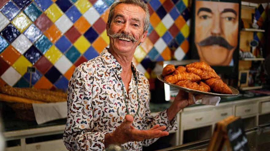 André Quidu: «Cuando monté el Croissant Show con tres duros podías vivir en Ibiza»