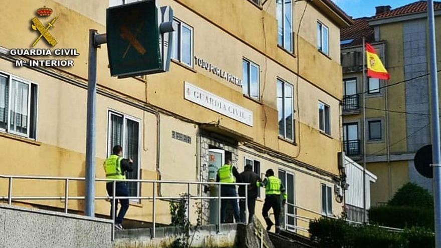 El aviso de su empresa facilitó la detención del lalinense acusado del atropello de Trabancas