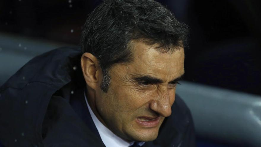 """Valverde: """"Alcácer ha demostrado que es un goleador"""""""