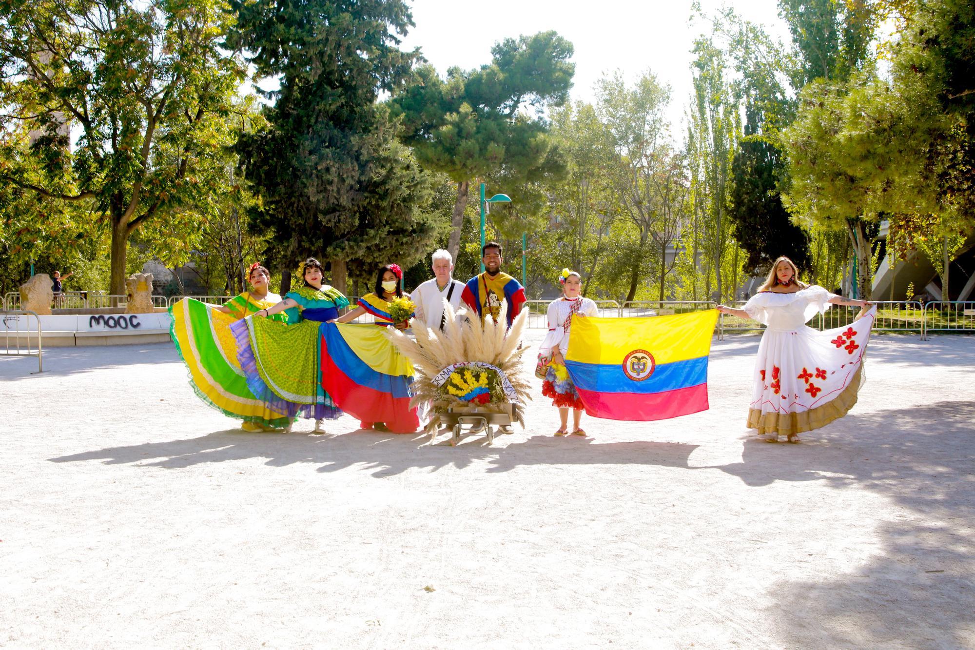 PLATAFORMA SOS COLOMBIANOS EN ZARAGOZA