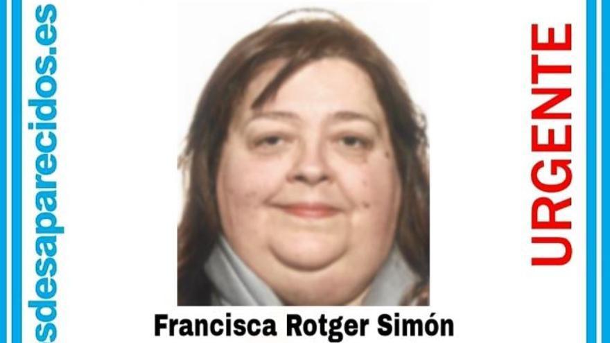 Buscan a una mujer de 63 años desaparecida en Palma