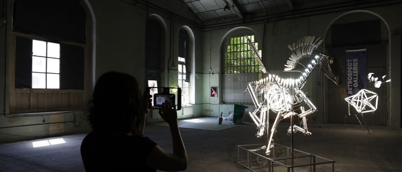 Semana Profesional de las Artes en Oviedo