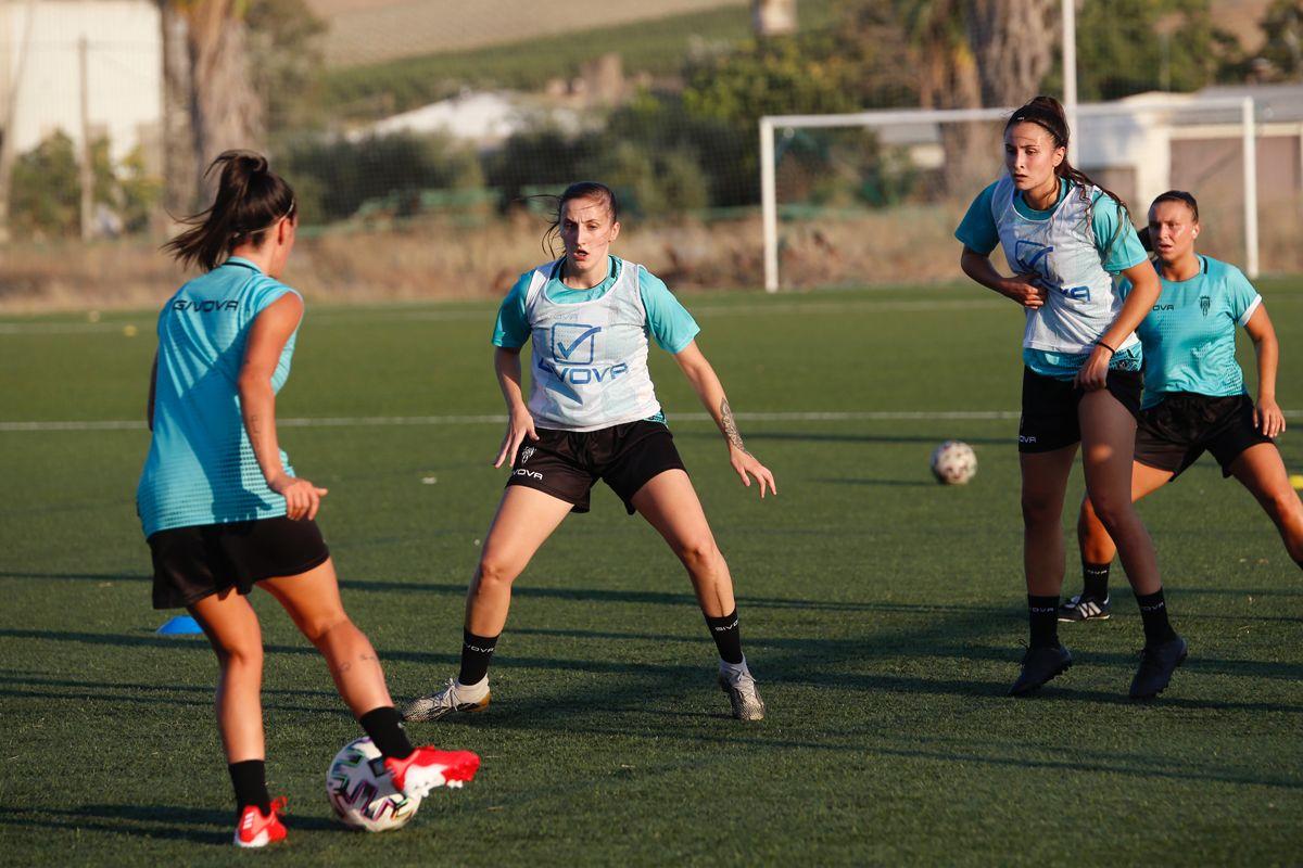 El Córdoba Femenino regresa a los entrenamientos