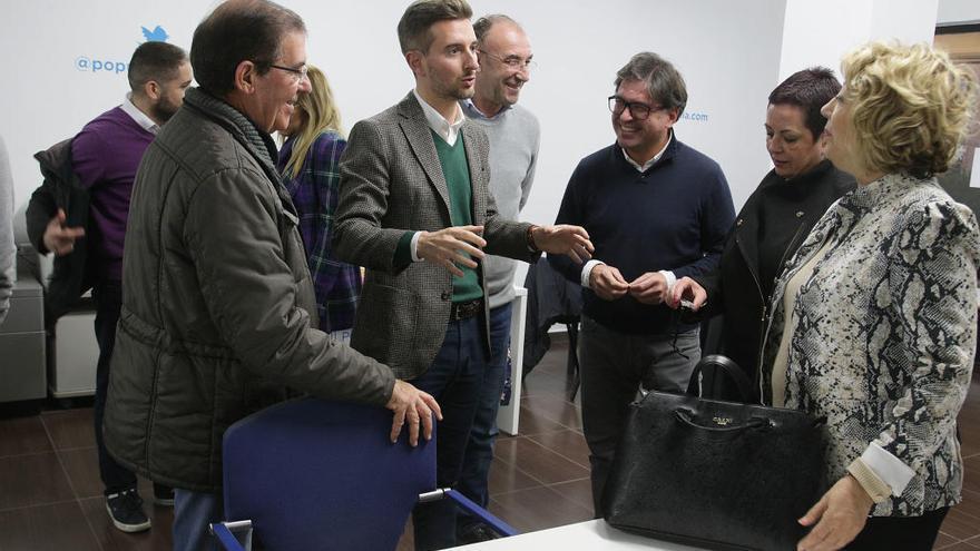 Soler gana la primera batalla para ser el candidato del PP a la alcaldía de Gandia