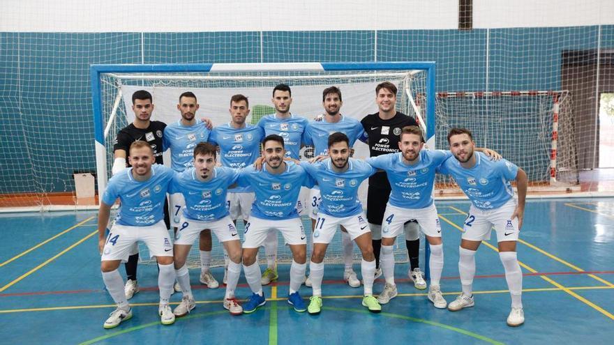 La UD Ibiza-Gasifred se la juega hoy en casa frente al Mataró