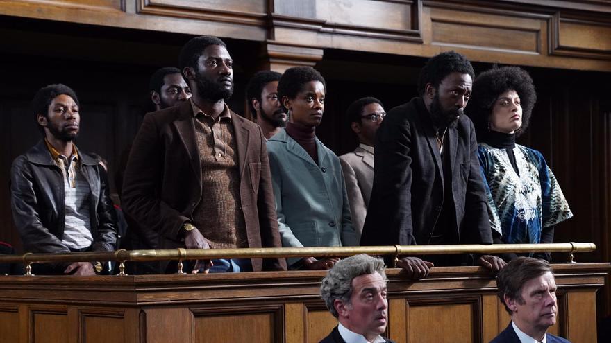 La serie 'Small Axe', de Steve McQueen, lidera la lista de nominados a Bafta TV