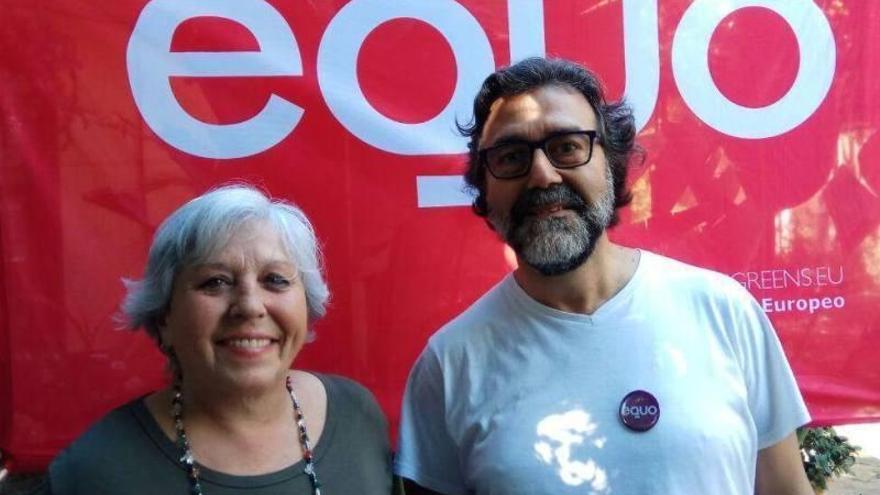 Equo y Ganemos en Común Córdoba piden el voto para Unidas Podemos el próximo 10N