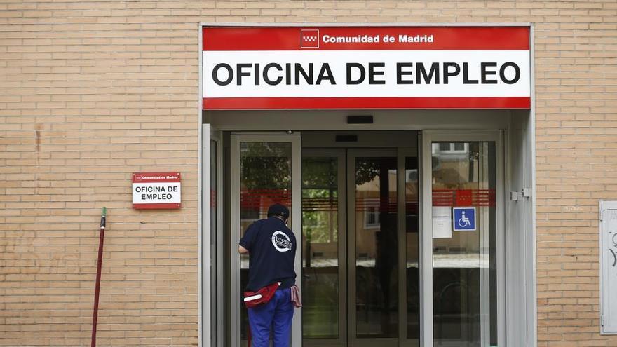 España registró el mayor incremento del paro en toda la Unión Europea durante marzo
