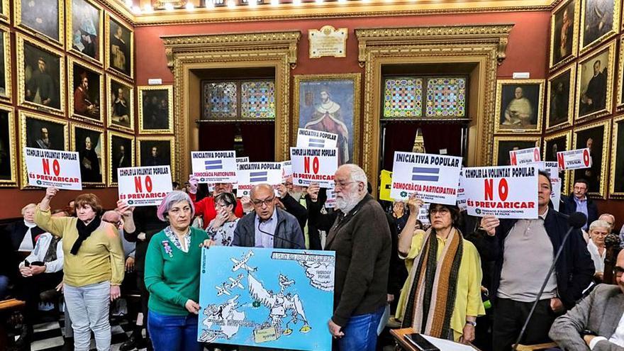 El nuevo Plan General de Palma incorpora la  prohibición del alquiler turístico en pisos