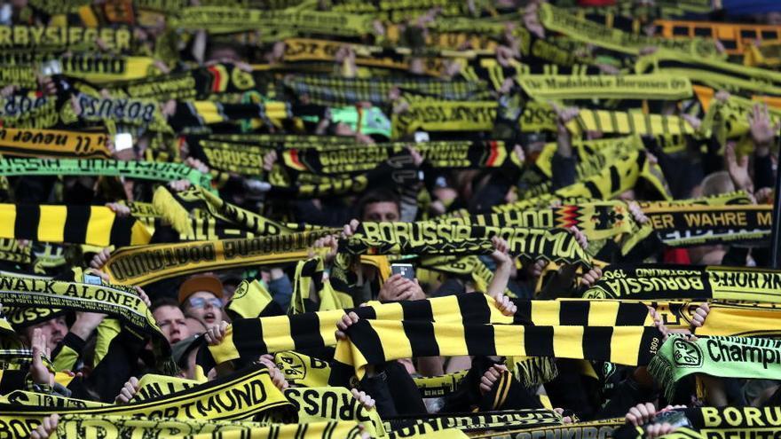 """La Bundesliga volverá """"a partir de mayo"""" a puerta cerrada"""