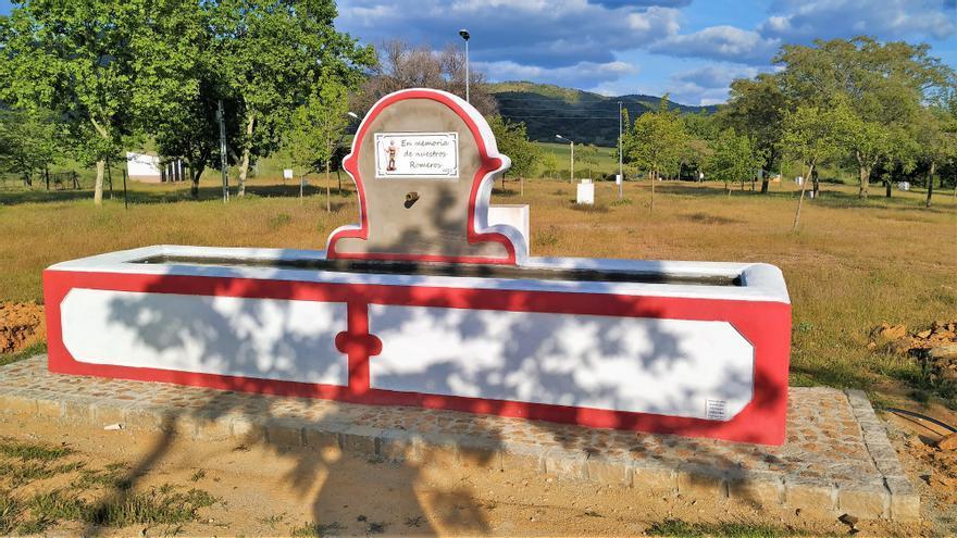"""La hermandad de San Isidro de Monesterio cierra la pradera para evitar """"tentaciones"""" el día del santo"""