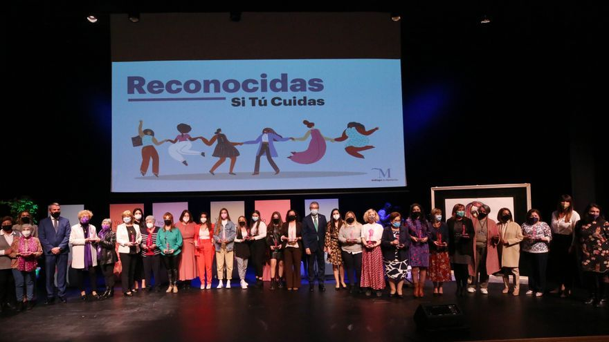 La Diputación de Málaga premia a 20 mujeres y entidades que impulsan la igualdad de género