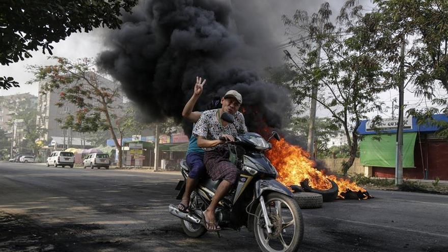 China y Rusia salen en apoyo de los militares birmanos