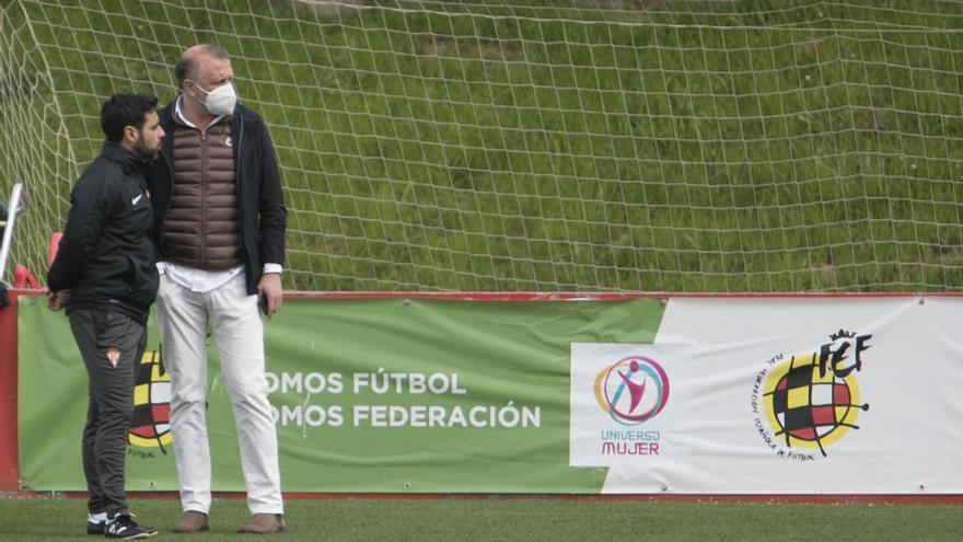 La lista de la compra del Sporting: delantero, extremo, lateral izquierdo y Christian Rivera