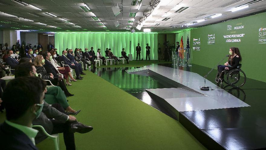 Iberdrola impulsa la igualdad a través del deporte con sus Premios SuperA