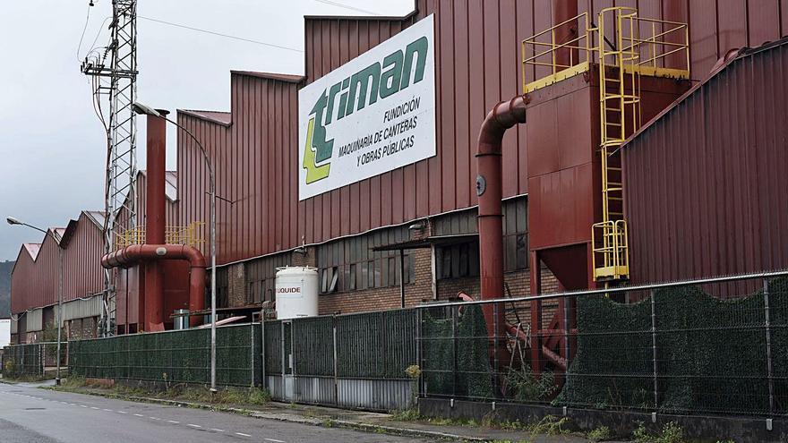 El Ayuntamiento de Mieres engrosa la lista de acreedores de Triman, que suma 75