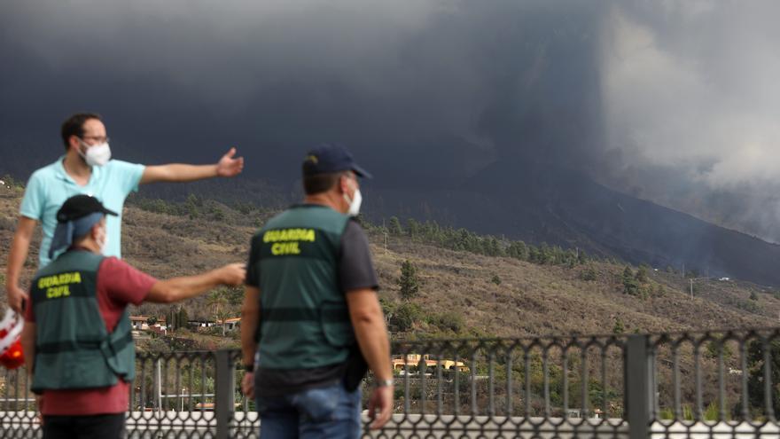 La lava cubre ya 190,7 hectáreas en La Palma y destruye 420 edificaciones