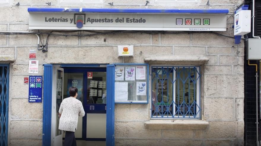 El Euromillones deja un millón de euros en Marín