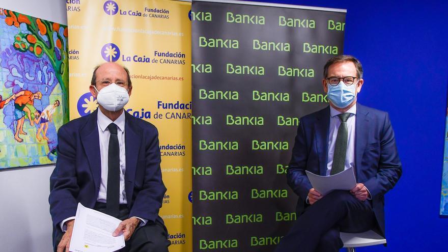 Bankia destina 240.000 euros a acciones sociales y medioambientales en Canarias