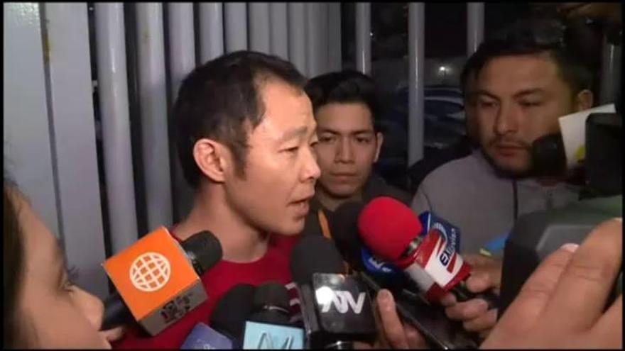 Fujimori, hospitalizado tras la anulación de su indulto