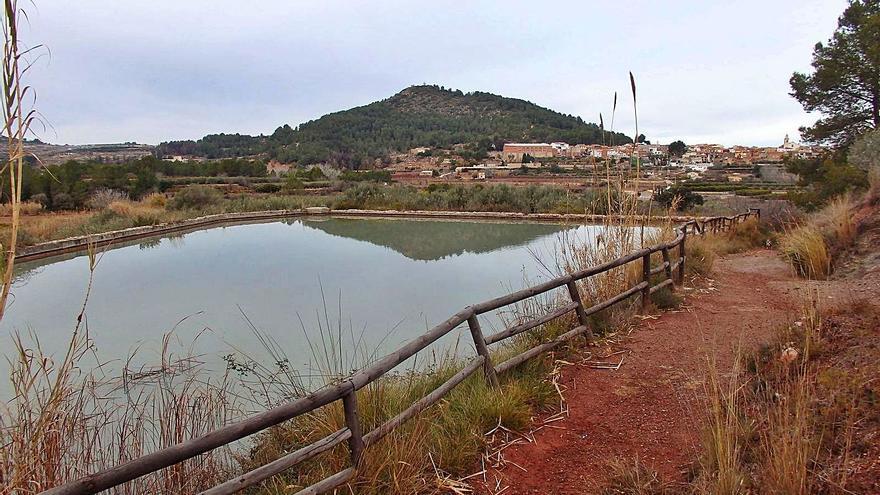 Montitxelvo asume la propiedad de una balsa medieval para uso agrícola
