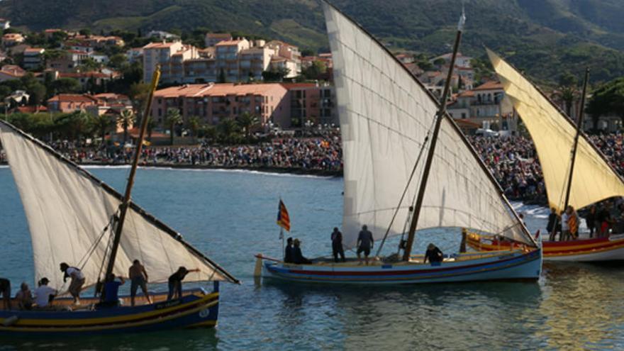 Recullen en un llibre les festes populars del mar a Catalunya