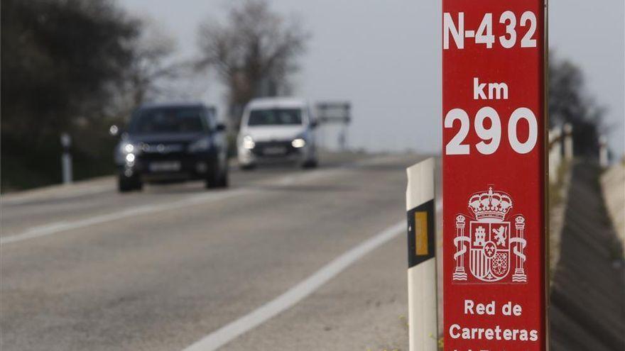 La N-432 entre Córdoba y Cerro Muriano es el séptimo tramo de carretera más peligroso de España