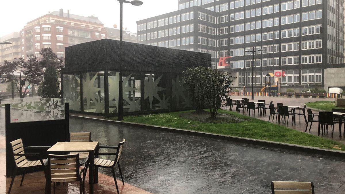 Tiempo en Oviedo.