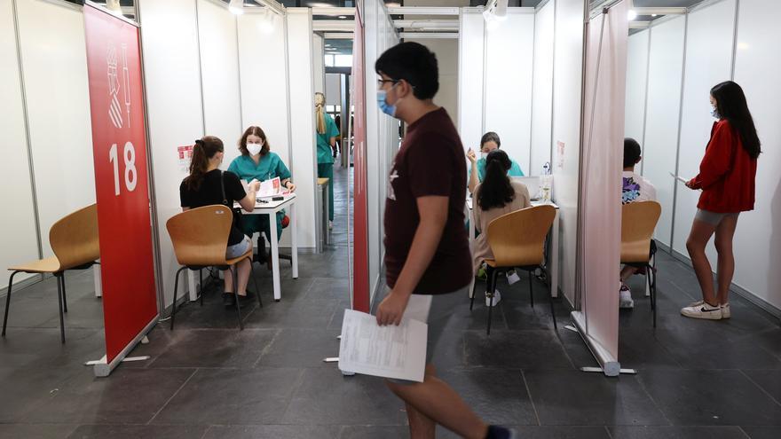 Sanitat citará esta semana a todas las personas que quedan por vacunar en Castellón