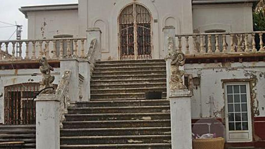La Dénia de las mansiones victorianas